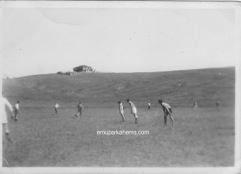 Aherns have been playing footy on Emu Park's dusty field for decades. They have even been known to win once or twice.
